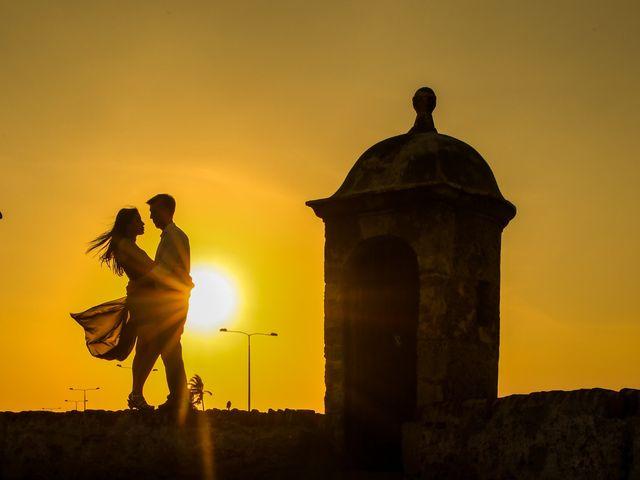 El matrimonio de Jam y Blanca en Cartagena, Bolívar 3