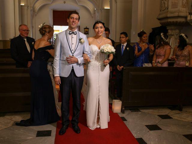 El matrimonio de Jam y Blanca en Cartagena, Bolívar 16