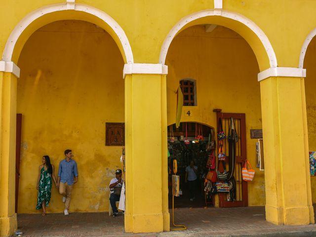 El matrimonio de Jam y Blanca en Cartagena, Bolívar 21
