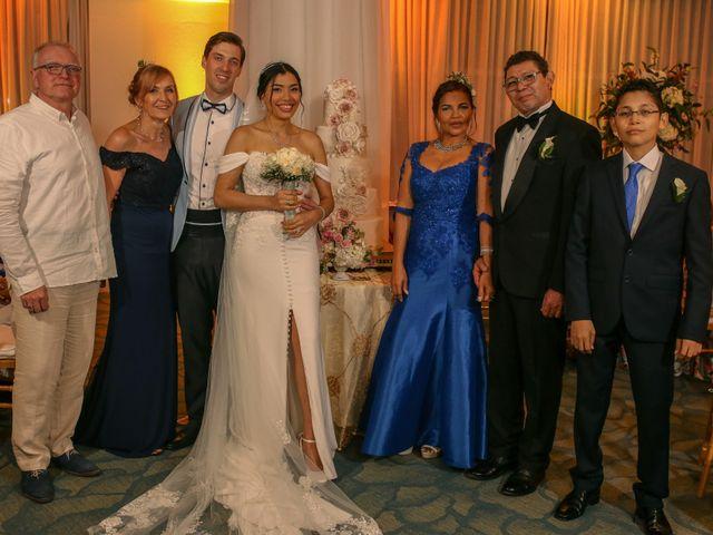 El matrimonio de Jam y Blanca en Cartagena, Bolívar 24