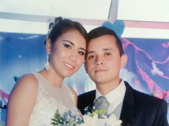 El matrimonio de Carlos  y Yesenia  en Bogotá, Bogotá DC 1