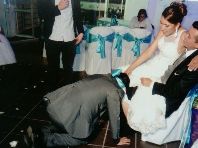 El matrimonio de Carlos  y Yesenia  en Bogotá, Bogotá DC 6