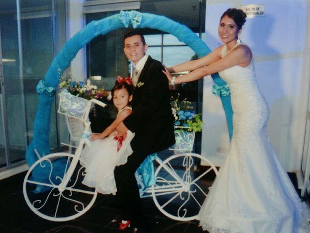 El matrimonio de Carlos  y Yesenia  en Bogotá, Bogotá DC 7