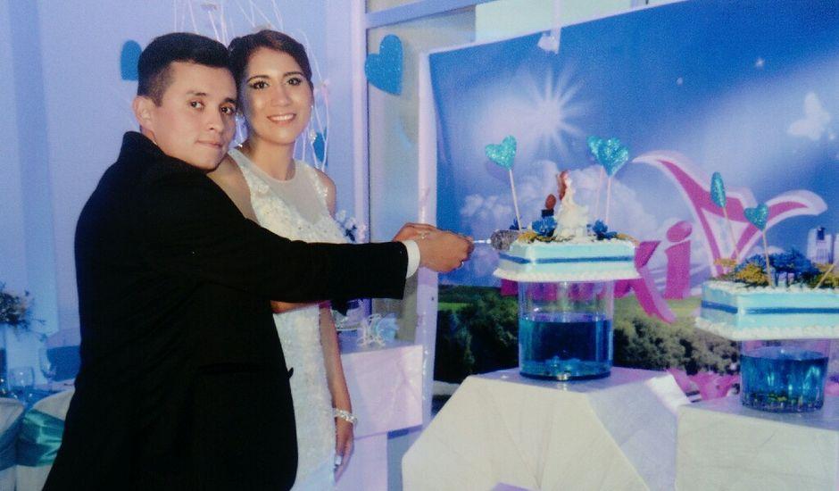 El matrimonio de Carlos  y Yesenia  en Bogotá, Bogotá DC