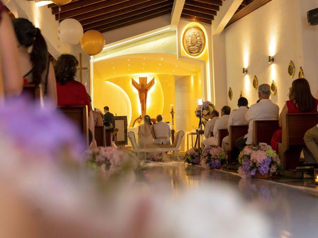 El matrimonio de Isamar y Giovanni en Cúcuta, Norte de Santander 14
