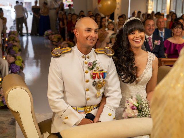 El matrimonio de Isamar y Giovanni en Cúcuta, Norte de Santander 15