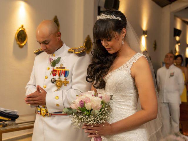El matrimonio de Isamar y Giovanni en Cúcuta, Norte de Santander 16