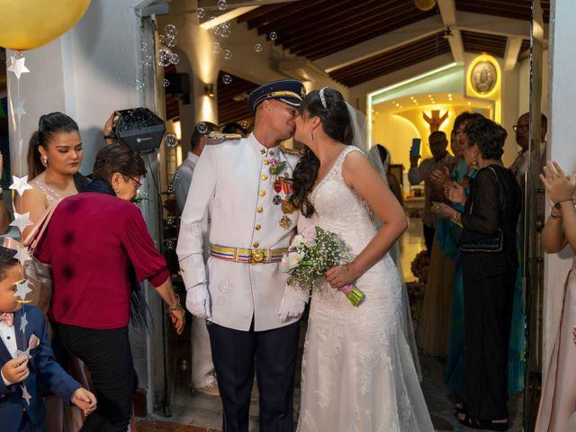 El matrimonio de Isamar y Giovanni en Cúcuta, Norte de Santander 17