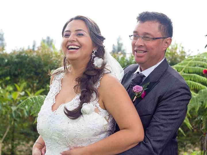 El matrimonio de Paola y Juan Manuel
