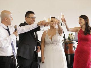 El matrimonio de Maria Fernanda Arroyave y Fernando Giraldo 1