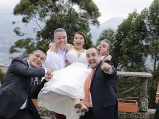 El matrimonio de Maria Fernanda Arroyave y Fernando Giraldo 3