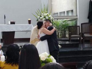 El matrimonio de Maria Fernanda Arroyave y Fernando Giraldo