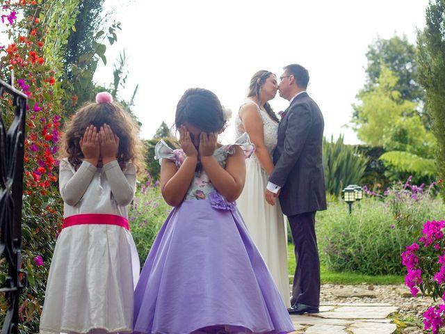 El matrimonio de Juan Manuel y Paola en Subachoque, Cundinamarca 1