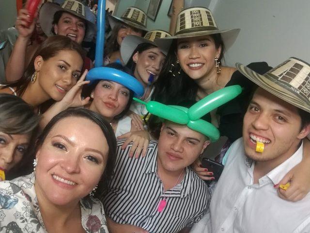 El matrimonio de Fernando Giraldo y Maria Fernanda Arroyave en Medellín, Antioquia 15