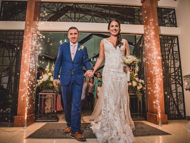 El matrimonio de Geovany y Natalia
