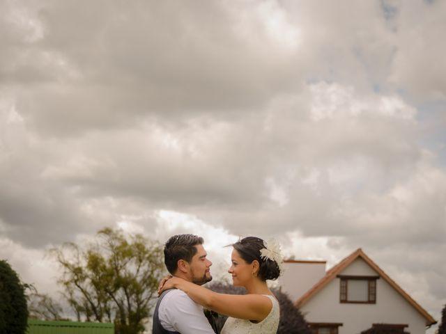 El matrimonio de Francisco y Diana en Chía, Cundinamarca 13