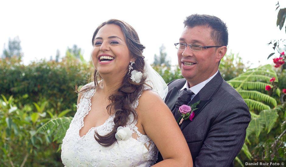 El matrimonio de Juan Manuel y Paola en Subachoque, Cundinamarca