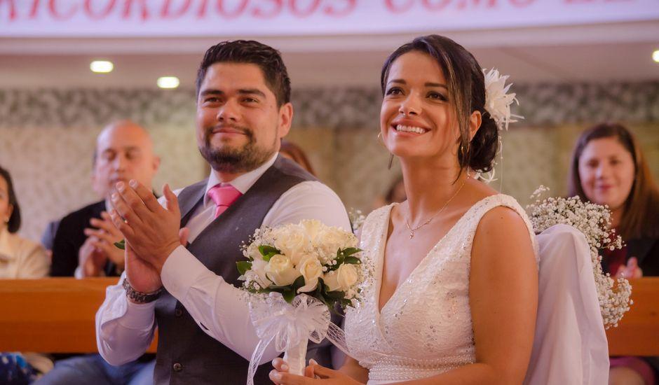 El matrimonio de Francisco y Diana en Chía, Cundinamarca