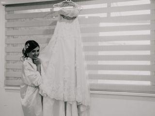El matrimonio de Luis y Mishell 2