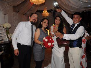 El matrimonio de Luisa Fernanda y Andrés Mauricio 1