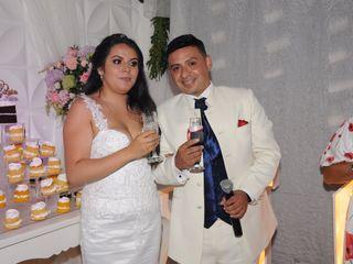 El matrimonio de Luisa Fernanda y Andrés Mauricio