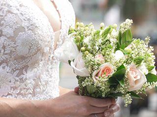 El matrimonio de Juan Pablo y Elizabeth 1