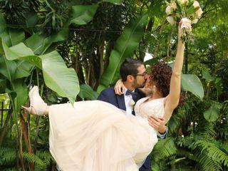 El matrimonio de Juan Pablo y Elizabeth