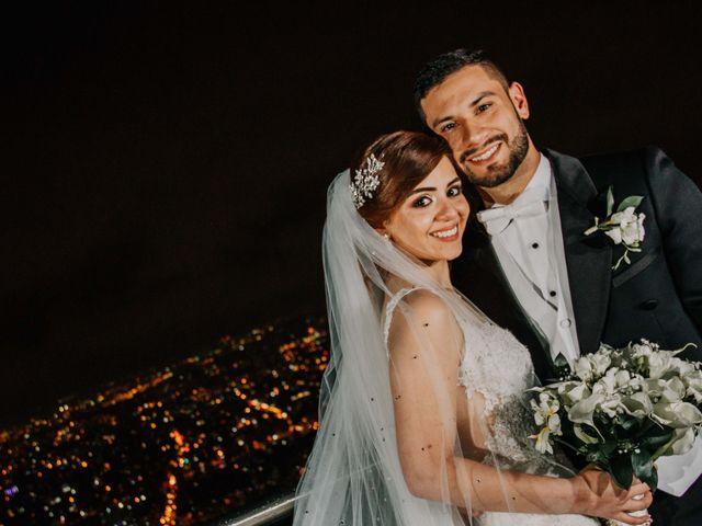 El matrimonio de Luis y Mishell