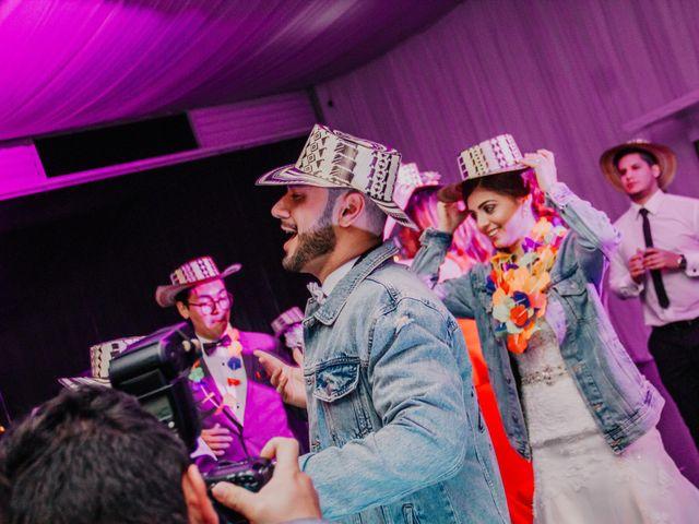 El matrimonio de Mishell y Luis en La Calera, Cundinamarca 21