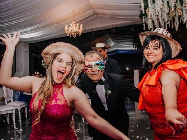 El matrimonio de Mishell y Luis en La Calera, Cundinamarca 22