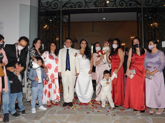El matrimonio de Andrés Mauricio y Luisa Fernanda en Bogotá, Bogotá DC 9
