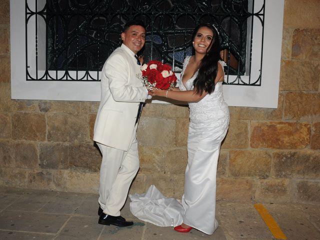 El matrimonio de Andrés Mauricio y Luisa Fernanda en Bogotá, Bogotá DC 10