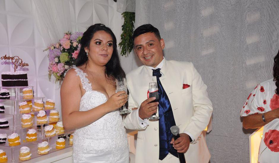 El matrimonio de Andrés Mauricio y Luisa Fernanda en Bogotá, Bogotá DC