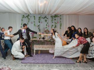 El matrimonio de Marcela y Leandro 1