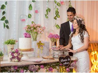 El matrimonio de Marcela y Leandro