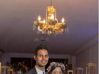 El matrimonio de Marcela y Leandro 3