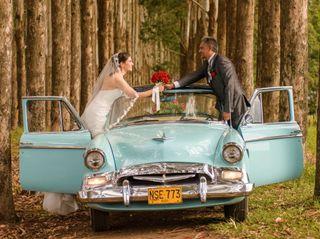 El matrimonio de Paula Andrea Caicedo y Martín Ocampo