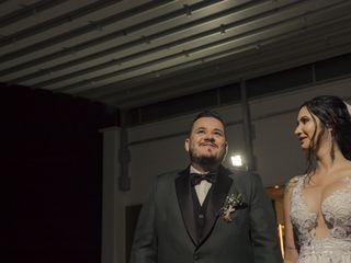 El matrimonio de Ana y Juan