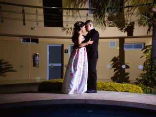 El matrimonio de Marzela y Jeysson