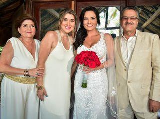 El matrimonio de Beatriz y Alejandro 2