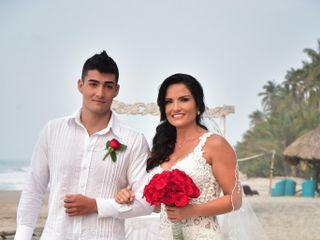 El matrimonio de Beatriz y Alejandro 3