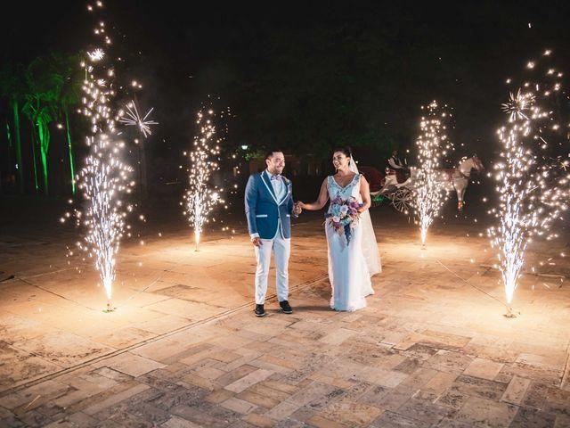 El matrimonio de Jahir y Judit en Santa Marta, Magdalena 5