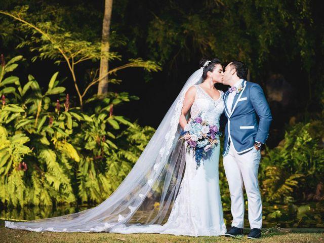 El matrimonio de Jahir y Judit en Santa Marta, Magdalena 15