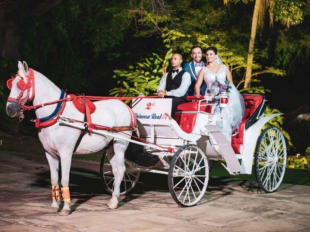 El matrimonio de Jahir y Judit en Santa Marta, Magdalena 16