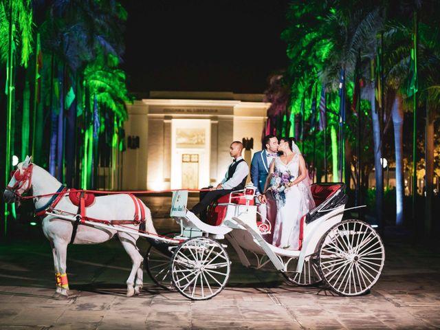 El matrimonio de Judit y Jahir