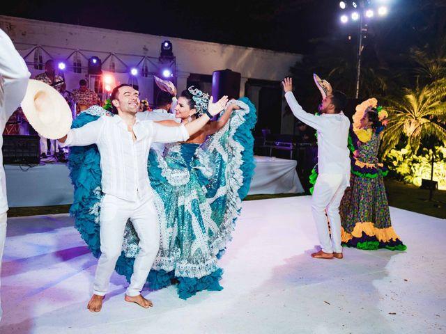 El matrimonio de Jahir y Judit en Santa Marta, Magdalena 18