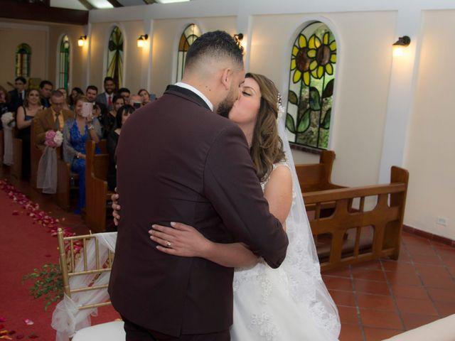 El matrimonio de Kevin y Andrea en Bogotá, Bogotá DC 11