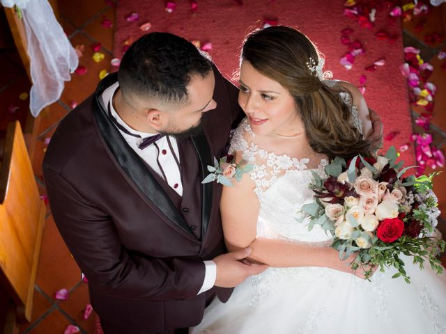 El matrimonio de Kevin y Andrea en Bogotá, Bogotá DC 15