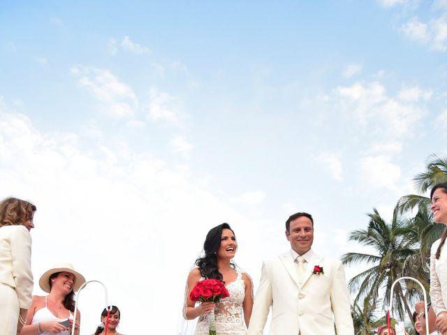 El matrimonio de Alejandro y Beatriz en Santa Marta, Magdalena 7