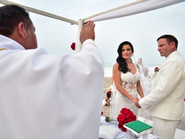 El matrimonio de Alejandro y Beatriz en Santa Marta, Magdalena 8